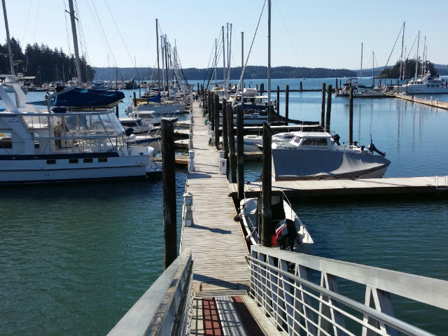 Washington State's Marinas | Deer Harbor Marina