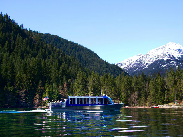 best boat tours in Washington State