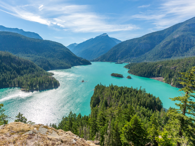best tours in Washington State | Diablo Lake Tour