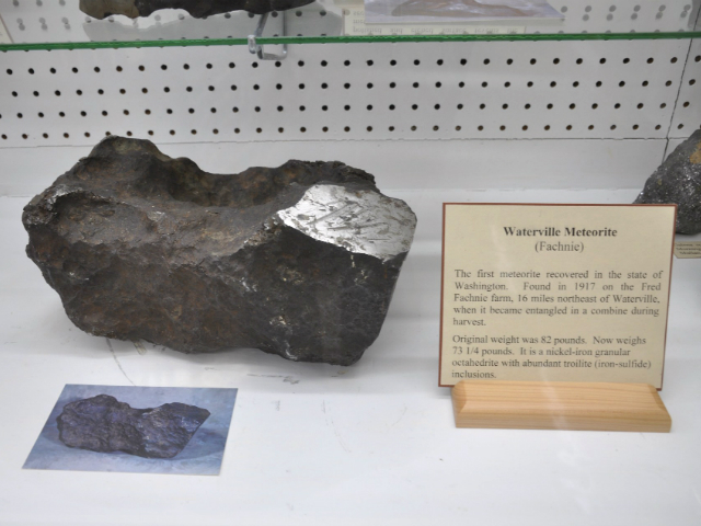 Meteor Exhibits in Washington State