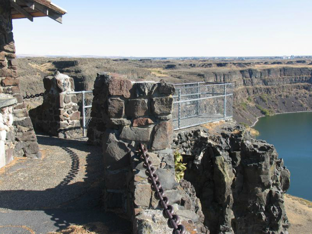 ScenicWA | 365 Things to Do in Washington State | Dry Falls