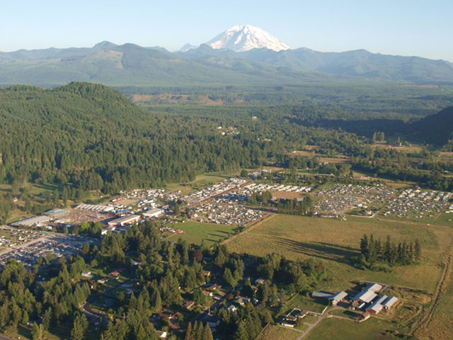 Washington State's best mountain towns | Enumclaw 2