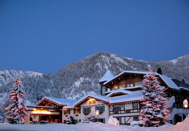 ScenicWA | Best Places to Stay in Leavenworth| Enzian Inn