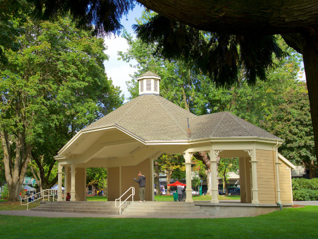 prettiest parks in Vancouver