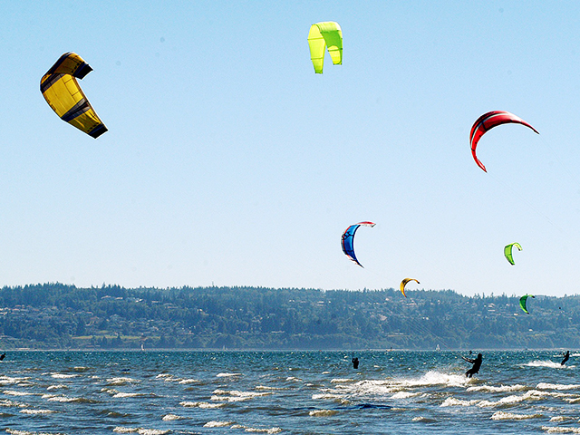 best kite festival | Everett