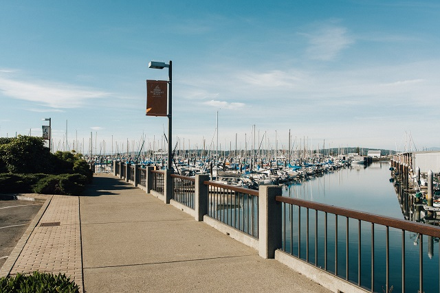 Best Waterfront Cities in Washington State| Everett