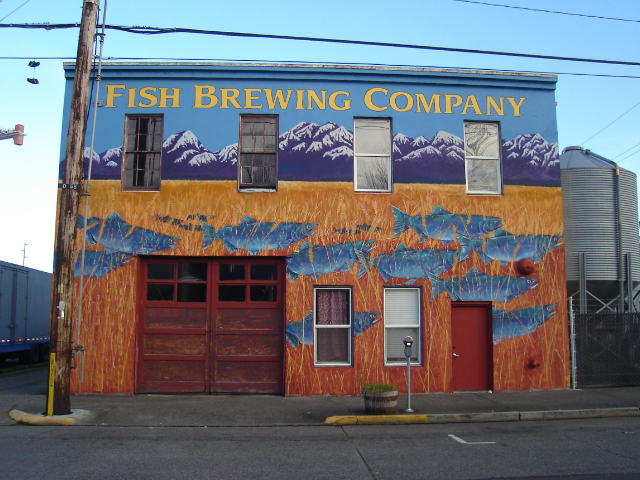 best breweries in Washington State | Fish Tale