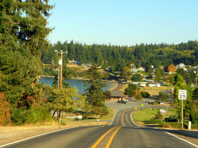 cutest small towns in Washington State | Freeland