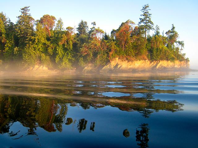 Freshwater Bay ©John Gussman