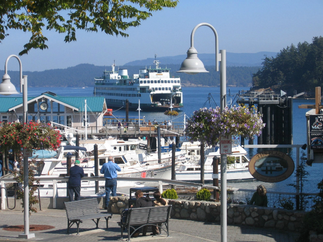 cutest towns in Washington State   Friday Harbor