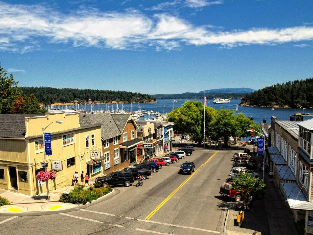 where to visit in the San Juan Islands