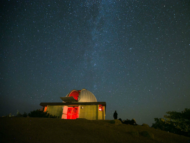 best observatories in Washington State