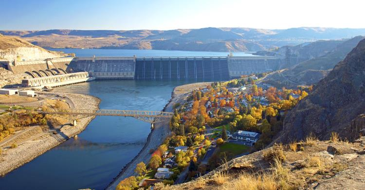 Washington State dams | Grand Coulee Dam