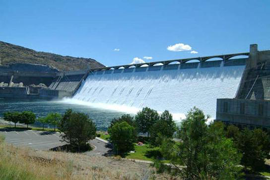 Washington State road trips | Grand Coulee Dam