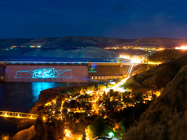 Washington States dams | Grand Coulee