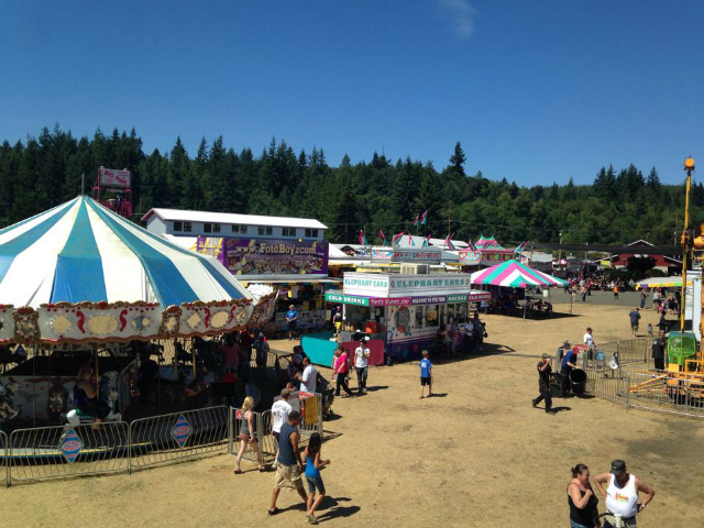 best fairs in washington