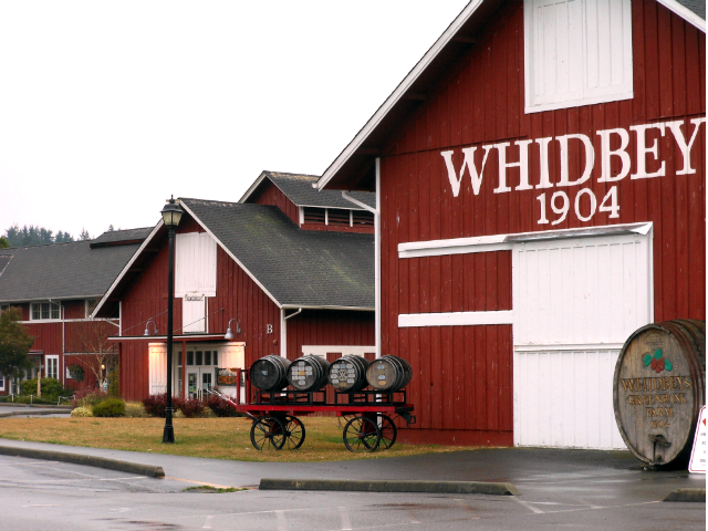 Things to do on Whidbey