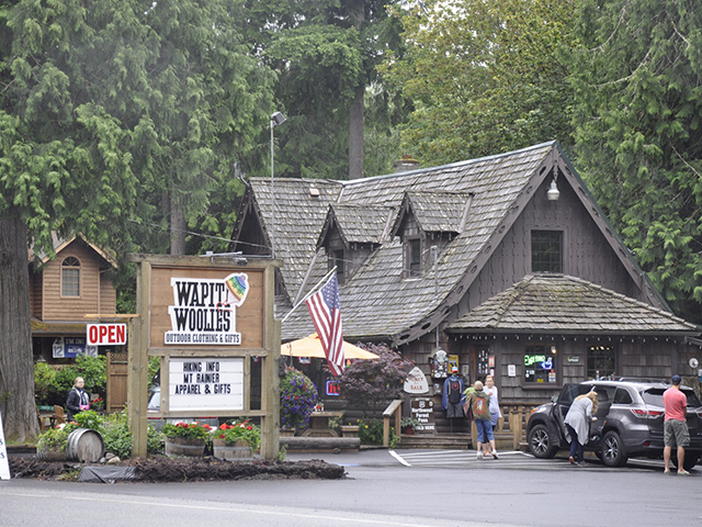 smallest towns in Washington State | Greenwater