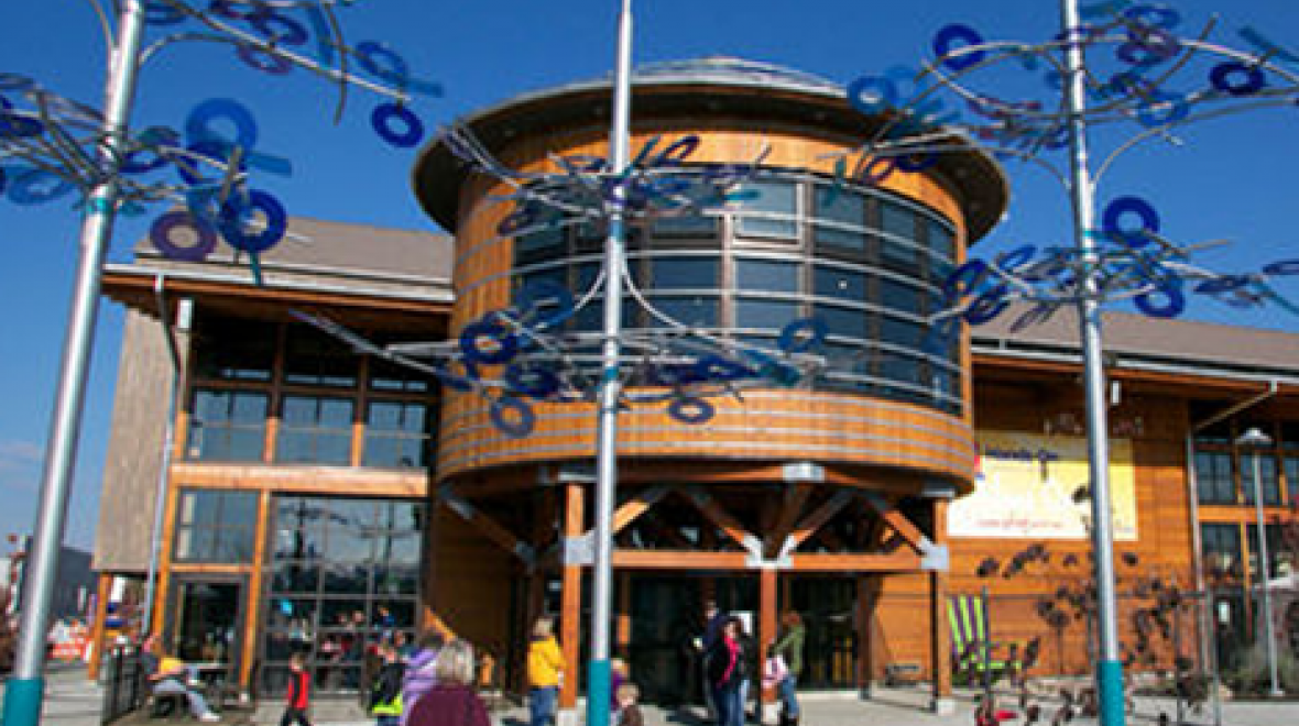 best kid's museum in Washington State