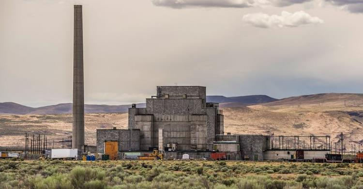 Hanford Plant B Reactor Tours 1