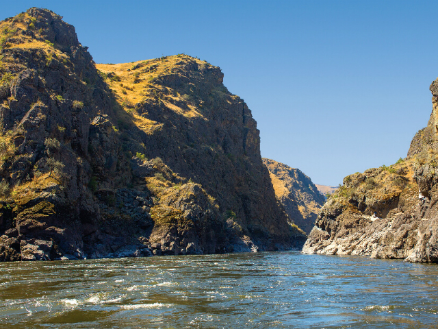 Gateway to Hells Canyon