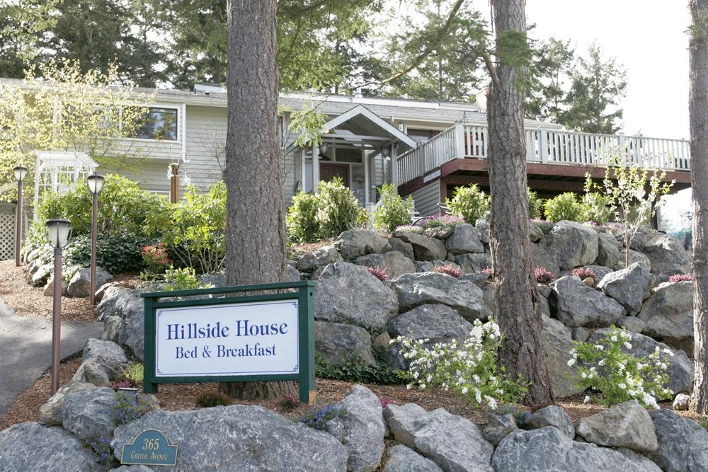 Best Places to Stay in Washington State | Hillside House B&B
