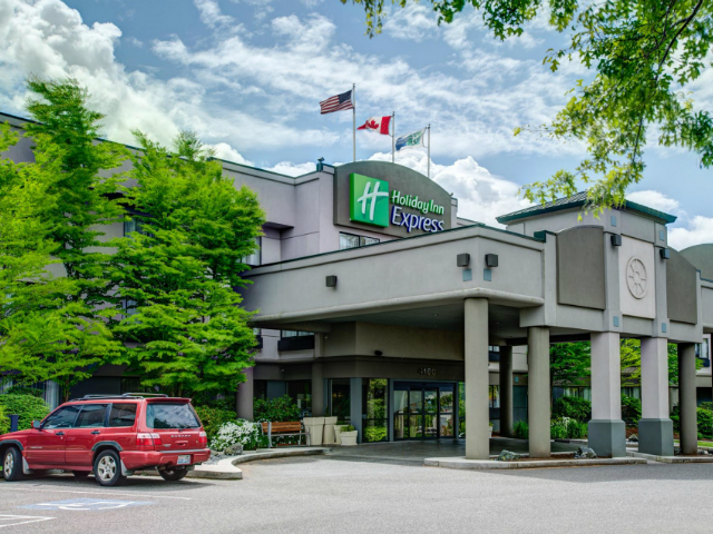 Holiday Inn Express - Bellingham 1