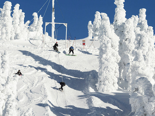 best places in ski in Washington State