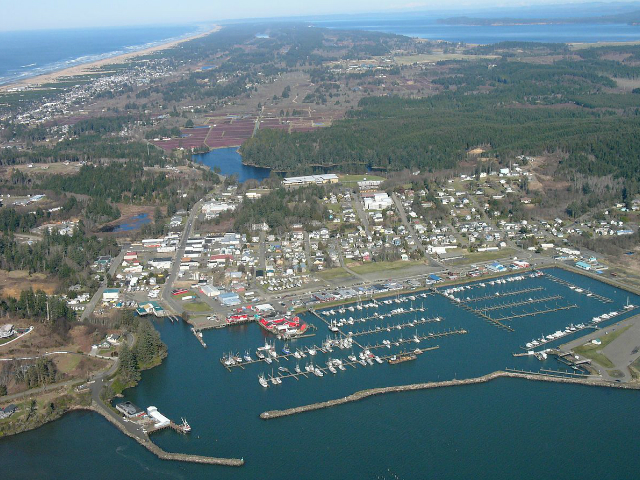 best small towns in Washington State | Ilwaco
