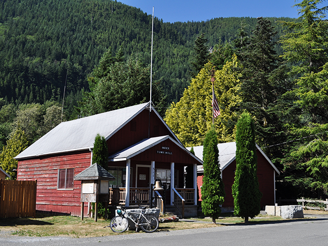 tiny towns in Washington State | Index