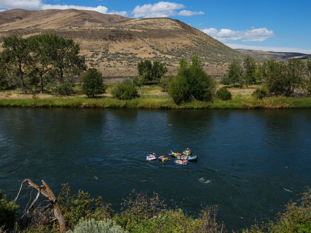 best places to go Inner tubing