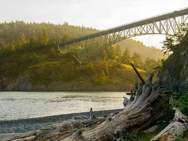 best islands in Washington