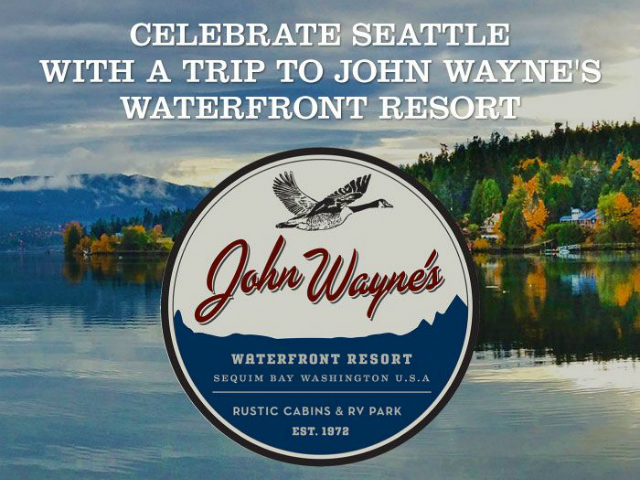 John Wayne's Waterfront Resort 1