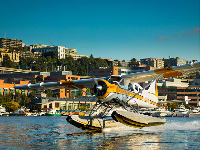 Seaplanes in Seattle | Kenmore air