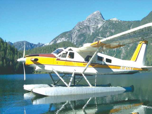 Seaplanes in Washington State