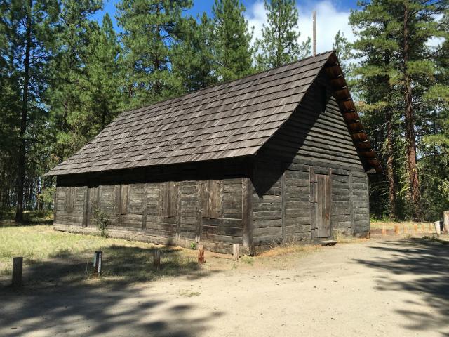 besr historic centers in Washington State