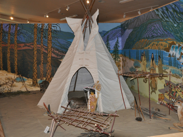 native american historic centers