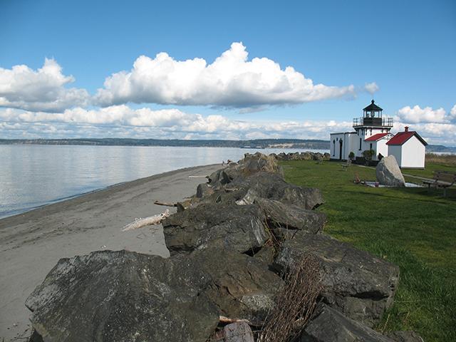 cutest towns i Washington State | Kingston