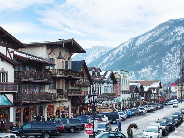 best small towns in Washington State | Leavenworth