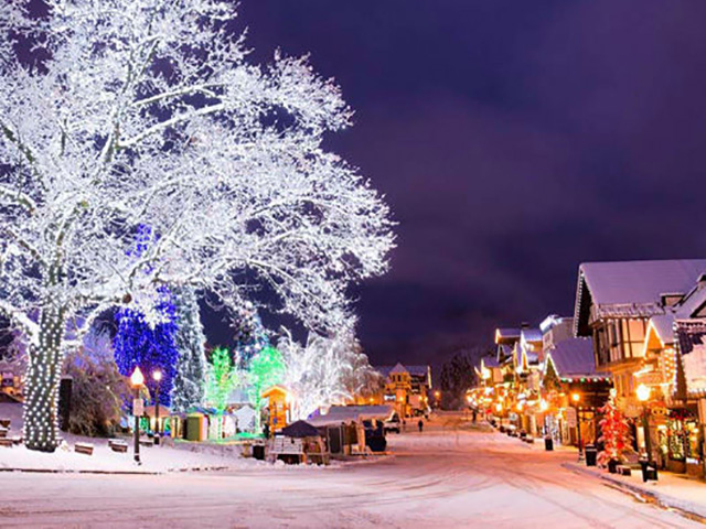 most stunning towns in Washington State | Leavenworth