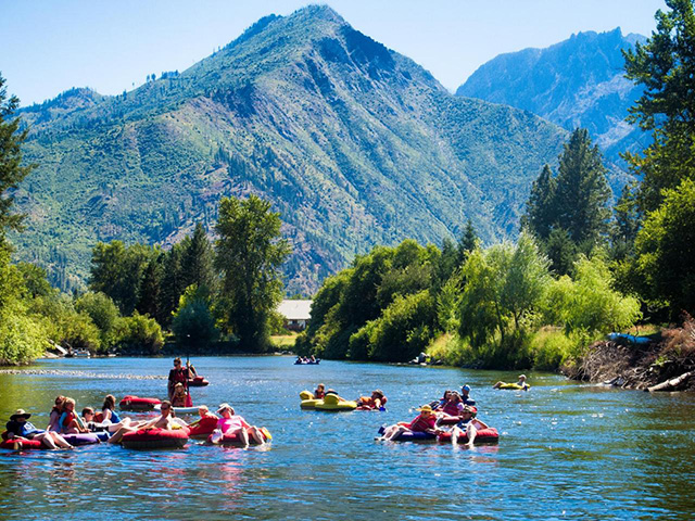 best family getaways in Washington State | Leavenworth