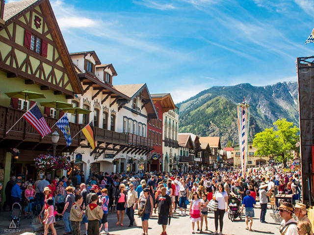 ScenicWA | 365 Things to Do in Washington State | Leavenworth