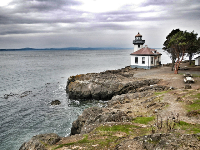 best parks in Washington State | Lime Kiln State Park