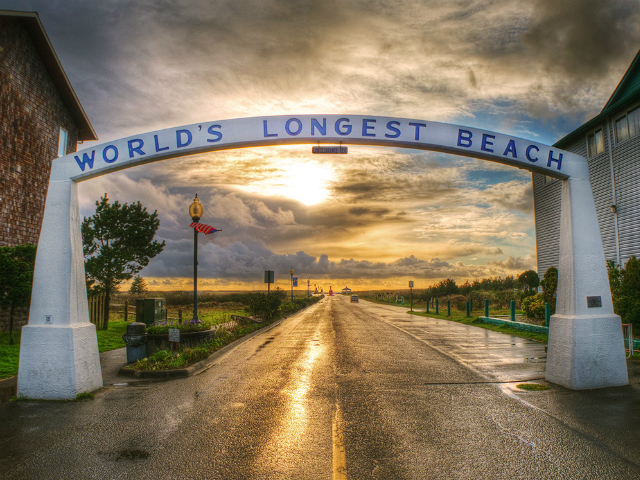best towns in Washington State   Long Beach
