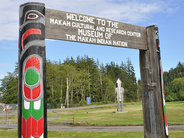 Scenic WA |Best Tribal Museums in Washington State | Makah Tribal Museum