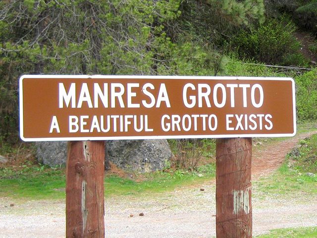 Scenic WA | Best Road Trips in Washington State | Tribal Culture | Manresa Grotto