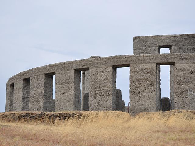 Scenic WA | Columbia River Gorge | Maryhill Museum & Stonehenge