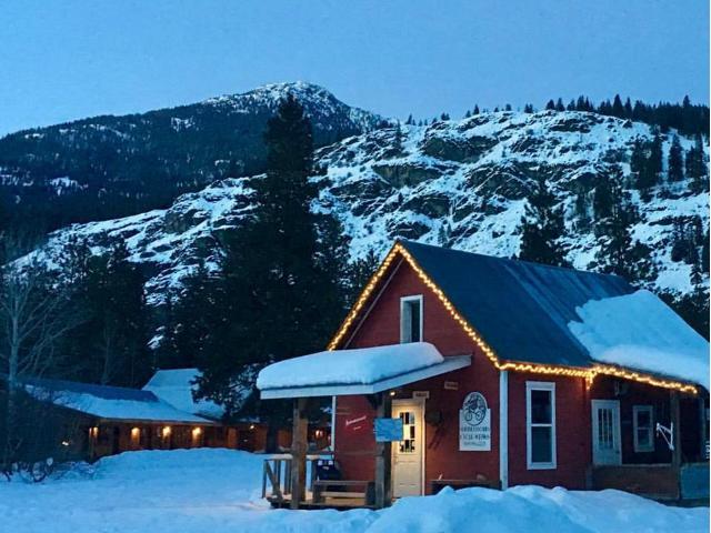 Scenic WA | Best Places to Visit in Washington State | Mazama