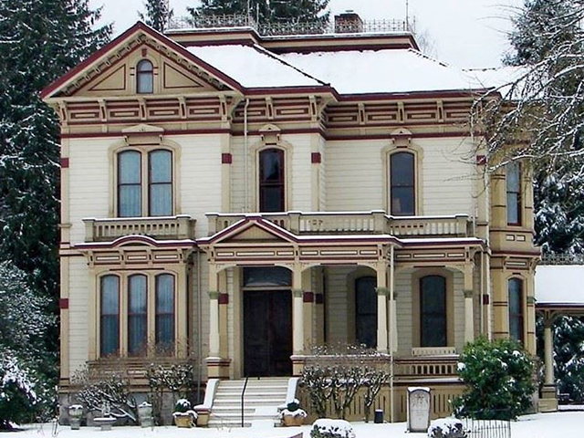 Scenic WA | Best Things to Do in Washington State | Meeker Mansion