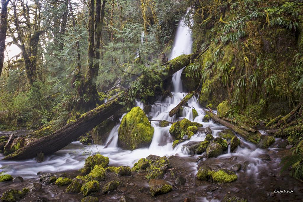 ScenicWA | Best Things to Do in Washington State | Merriman Falls